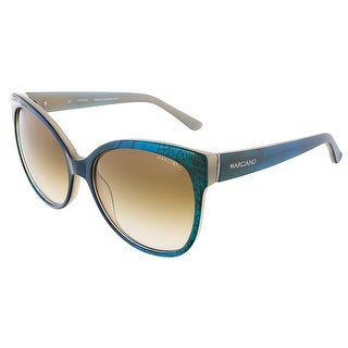 Guess by Marciano GM0727 92F Blue Square sunglasses