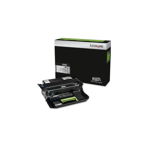 Lexmark 52D0Z00 Lexmark 520Z Black Return Program Imaging Unit - 100000 Page Black - 1 Pack - OEM