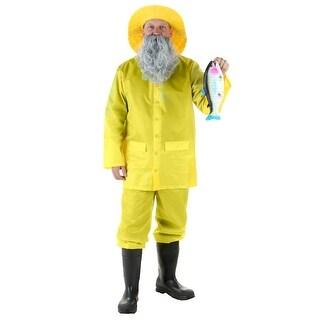 Adult Fisherman Costume