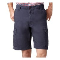 Dockers Mens Cargo Shorts Classic Fit Utility