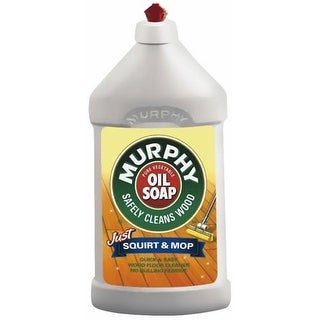 Murphy 1150 Oil Soap Squirt And Mop Wood Floor, 32 Oz