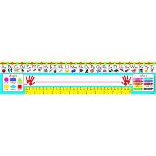 Reference Size Name Plates Pk-1- Zaner-Bloser Desk Toppers