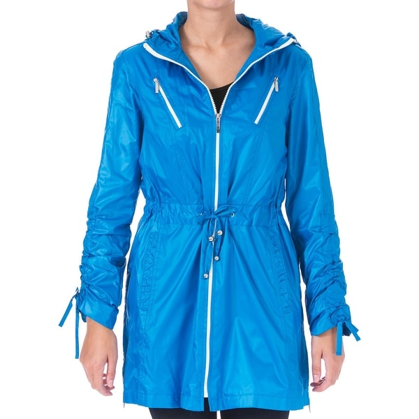 Laundry by Shelli Segal Womens Coat 3-in-1 Water Repellent