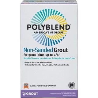 Polyblend 10L Brt White Ns Grout