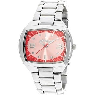 Oxbow Women's 4551101 Silver Stainless-Steel Quartz Fashion Watch|https://ak1.ostkcdn.com/images/products/is/images/direct/4e68ad6fccb6b6b36413f76f4e23a2ee8450c61c/Oxbow-Women%27s-4551101-Silver-Stainless-Steel-Quartz-Fashion-Watch.jpg?impolicy=medium