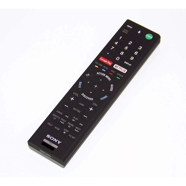 OEM NEW Sony Remote Control Originally Shipped With XBR-65X930E, XBR-65X930E