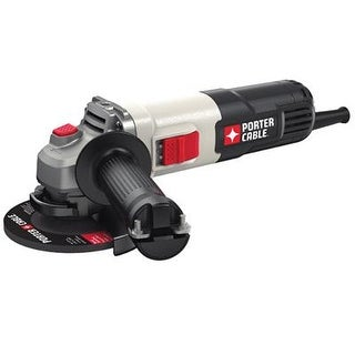 Black & Decker Pce810 Porter-Cable 6 Amp Corded Small Angle Grinder