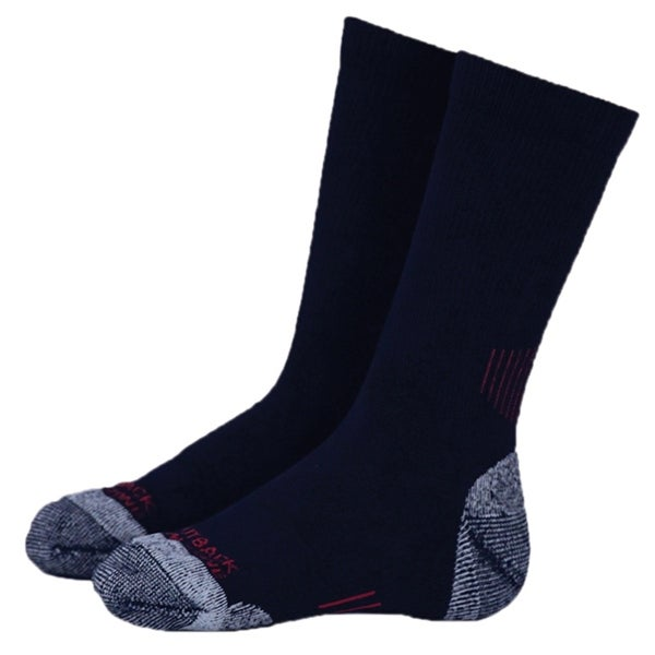 Outback Trading Socks Mens Tough Double Ribbed One Size - One size
