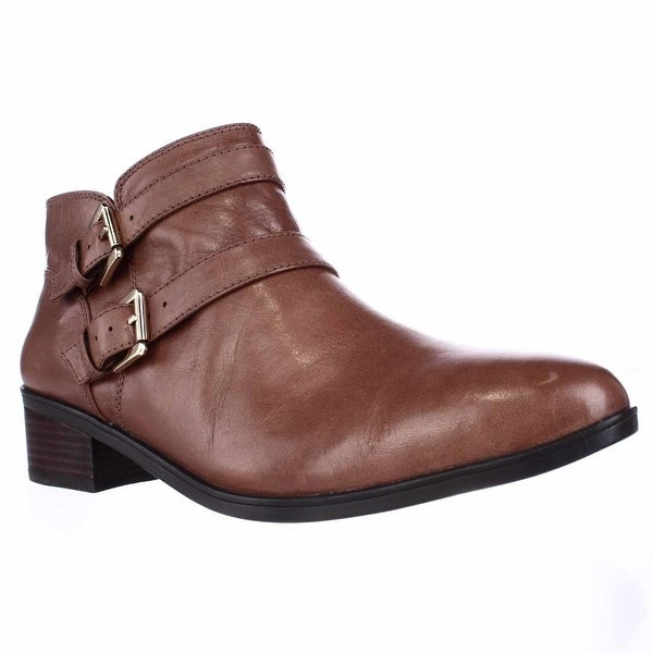 Bella Vita Womens Frankie Leather Closed Toe Ankle Fashion Boots