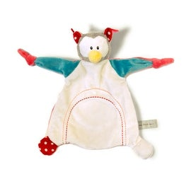 Owl Baby Blanket