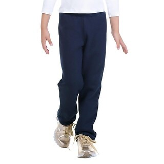 Pulla Bulla Girl Sweatpants Full Length Color Pants