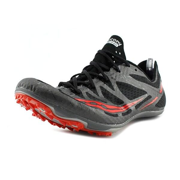Saucony Ballista Black/Red Running Shoes
