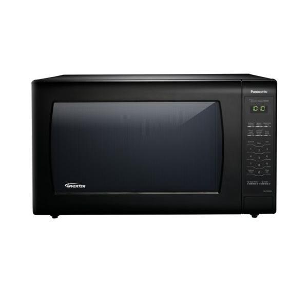 Panasonic Nn Sn936b 2 Cu Ft 1250w Genius Sensor Countertop Microwave Oven With