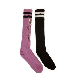 So Allsport Knee SocksTeam Athletic Performance forWoman 2-Pack - 9-11