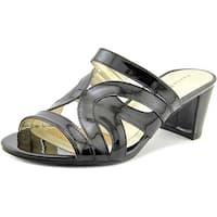 Karen Scott Daere   Open Toe Synthetic  Sandals