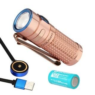 Olight S1R Baton II Copper Eternal 1000 Lumen Rechargeable Flashlight