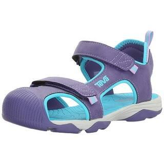 2bc37526143b Quick View.  25.00. Kids Teva Girls Toachi 4 Slide Sandals