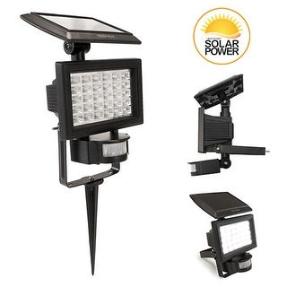 Shop Nitewatch Solar 3 1 Motion Detector Flood Light