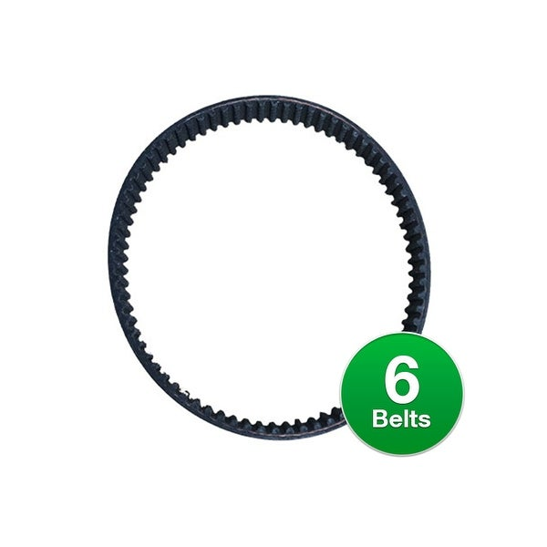 Replacement Vacuum Belt for Dyson 911710-01 / 11710-01-02 / DC17 (6 Pack)