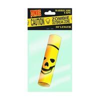 Zombie Barricade Tape