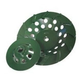"Diamond 94127 Green Cup Grinder, 4"""
