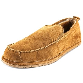 Lamo Newport Slip On Men Round Toe Suede Slipper