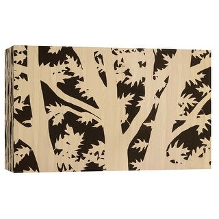 """PTM Images 9-101778  PTM Canvas Collection 8"""" x 10"""" - """"Autumn Oak"""" Giclee Trees Art Print on Canvas"""