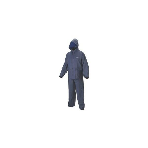Coleman PVC Suit - M Pvc Rain Suit