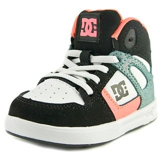 DC Shoes Rebound SE UL   Round Toe Leather  Skate Shoe