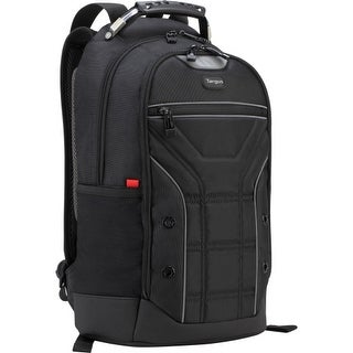 "Targus TSB842 Targus Drifter Carrying Case (Backpack) for 14"" Notebook - Black, Grey - Shoulder Strap"