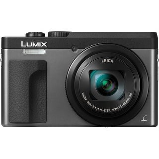 "Panasonic DC-ZS70S Lumix 20.3MP, 4K , Touch 3"" LCD, Flip-Front Display, Wi-Fi"