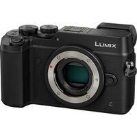 Panasonic Lumix DMC-GX8 Mirrorless Micro Four Thirds Digital Camera (Body Only, Black) (Open Box)