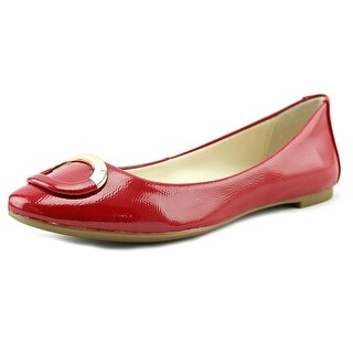 Alfani Gwennevah   Round Toe Patent Leather  Flats