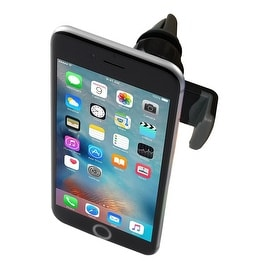 Skiva Car Air Vent Portable Cradle Mount Holder for iPhone X 8 8+ 7 6 6s Plus 5s SE, Samsung Galaxy S7 S6 Edge S5 S4 Note5 Note4