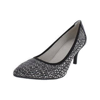 Tahari Womens Toby Dress Heels Pointed Toe Pumps