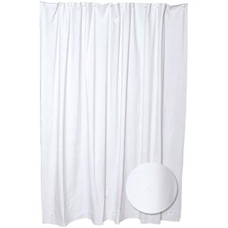 Zenith White Peva Shower Liner