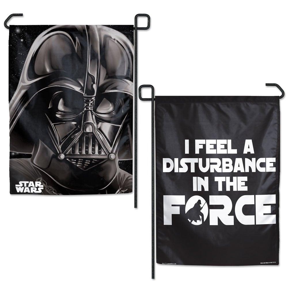 Shop Star Wars Original Trilogy Darth Vader 2 Sided 12 5 X 18 Garden Flag On Sale Overstock 19496916