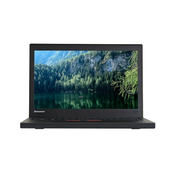 "Lenovo ThinkPad X250 Intel Core i5-5300U 2.3GHz 8GB RAM 240GB SSD 12.5"" Win 10 Home Laptop (Refurbished)"