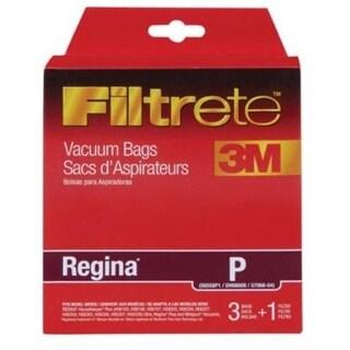 Filtrete 68744 Regina Vacuum Bag, P Style