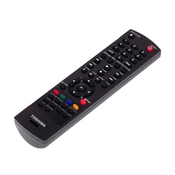OEM Toshiba Remote Control Originally Shipped With: BDX4200KC, BDX4200KU, BDX2200KC, BDX2200KU, BDX4150KU, BDX4200