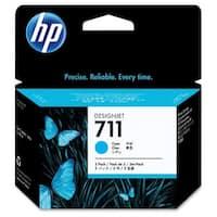 HP 711 3-pack 29-ml Magenta DesignJet Ink Cartridges (CZ134A)(Single Pack)