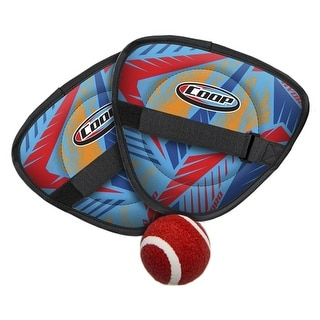 """7.75"""" Taper Blue and Red Coop Hydro Catch Swimming Pool Game"""