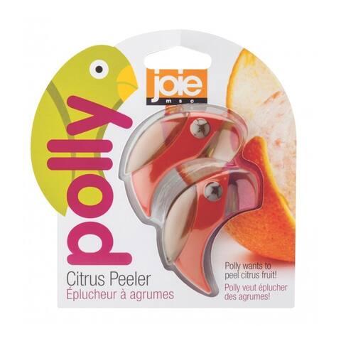 Joie Polly Citrus Orange Peeler 2 pack - Random Color