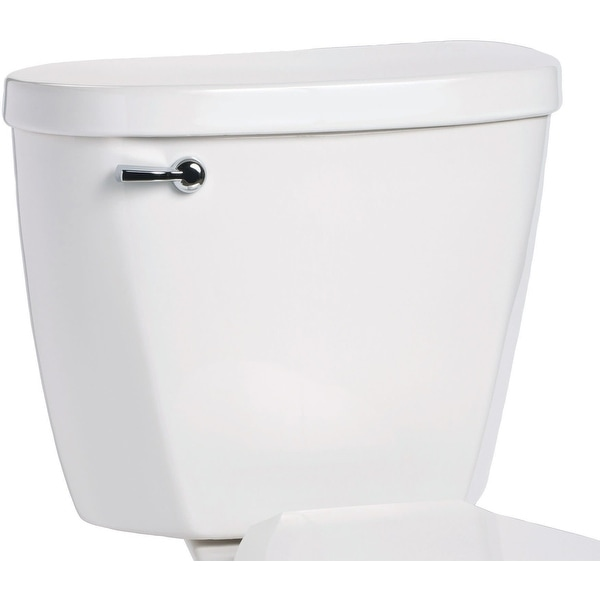 Shop Mansfield 386 Summit 1 6 Gpf Toilet Tank Only White