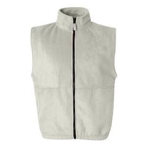 Sierra Pacific Full-Zip Fleece Vest - Winter White - S