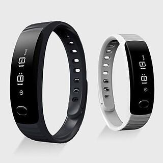 TechComm Y8 Water-resistant Fitness Tracker Sleep Monitor Pedometer