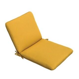 """Casual Cushion Corp 305-1431 High Back Chair Cushion, Camel, 36"""""""