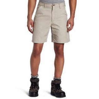 Carhartt Mens Original Fit Work Short Tan - 38