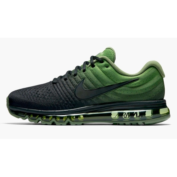 Shop Nike Mens Air Max 2017 Low Top Lace Up Running Sneaker