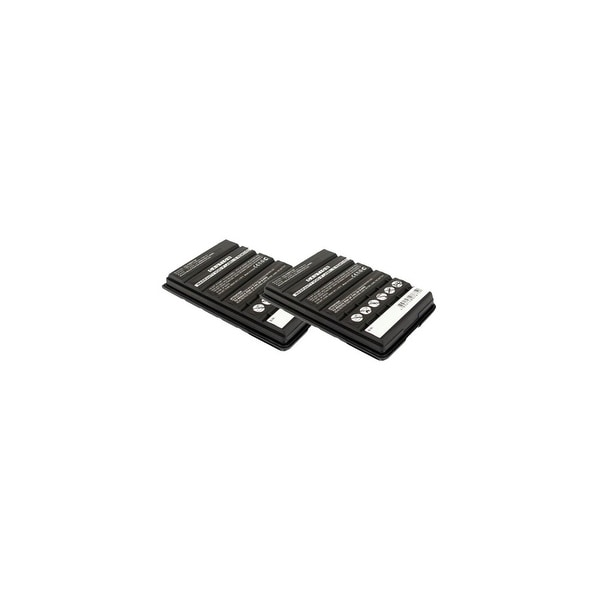 Battery for Yaesu FNB-V57 (2-Pack) Two-Way Radio Battery